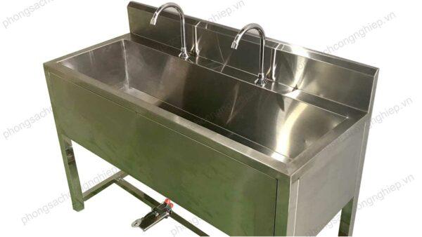 bồn rửa 1 hộc inox SI1BL