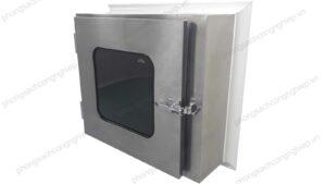 Static Pass Box model HPTL – PB 500/ HPTL – PB 500U