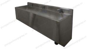 bồn rửa Inox 1 hộc model SI1BL