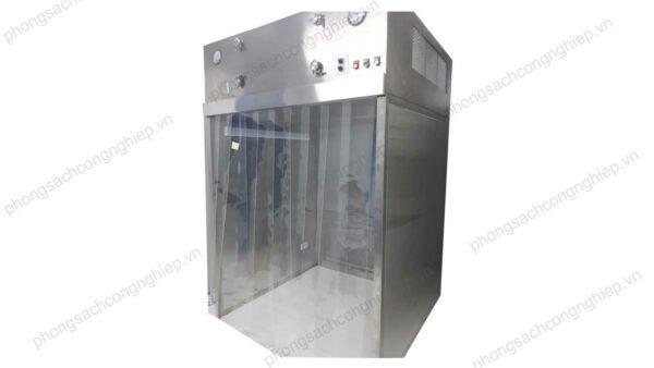 buồng cân nguyên liệu model HPTL LAF 1500
