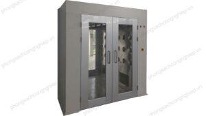 buồng thổi khí cửa đôi model HPTL – ASCĐ 1500