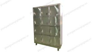 tủ đồ cá nhân inox model HPTL CACK