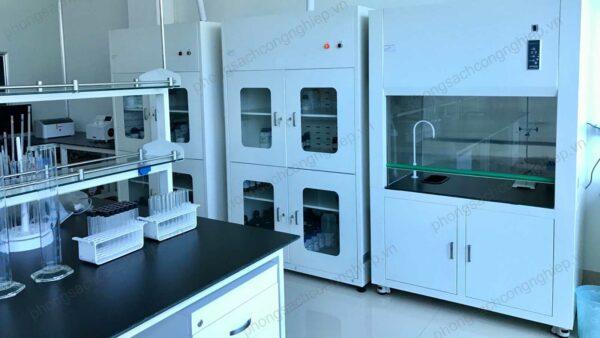 tủ hút khí độc model HPTL – CS 1000