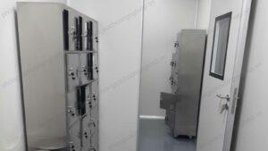 tủ quần áo phòng sạch HPTL Locker 15